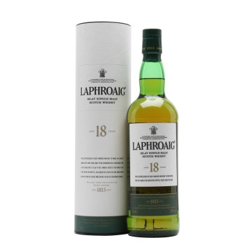 Laphroaig 18 Years Old  Islay Single Malt Scotch Whisky