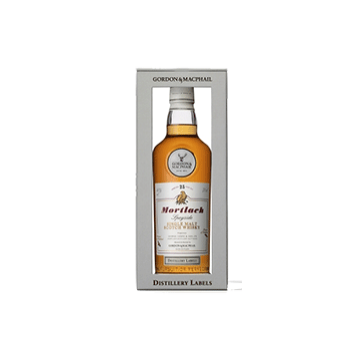 Gordon & MacPhail Mortlach 25 years old Distillery Labels